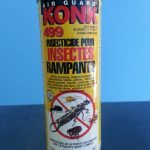 Insecticide pour insectes, Extermination Falcon produit d extermination, photo