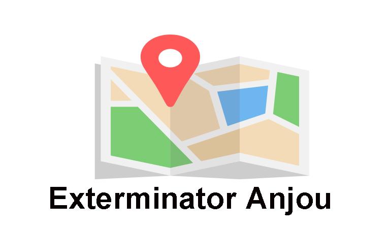 Exterminator Anjou, Extermination Falcon, maps