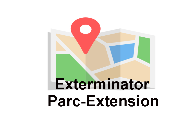 Exterminator Parc-Extension/Villeray, Extermination Falcon, maps